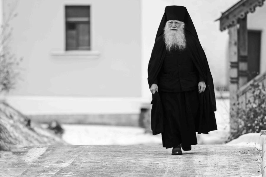 В Саввино-Сторожевском монастыре