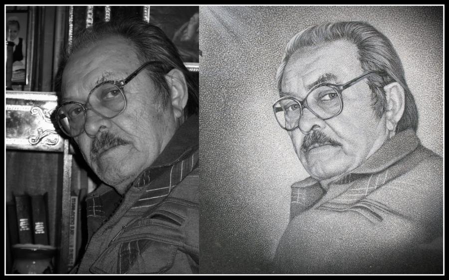 Двойной портрет отца