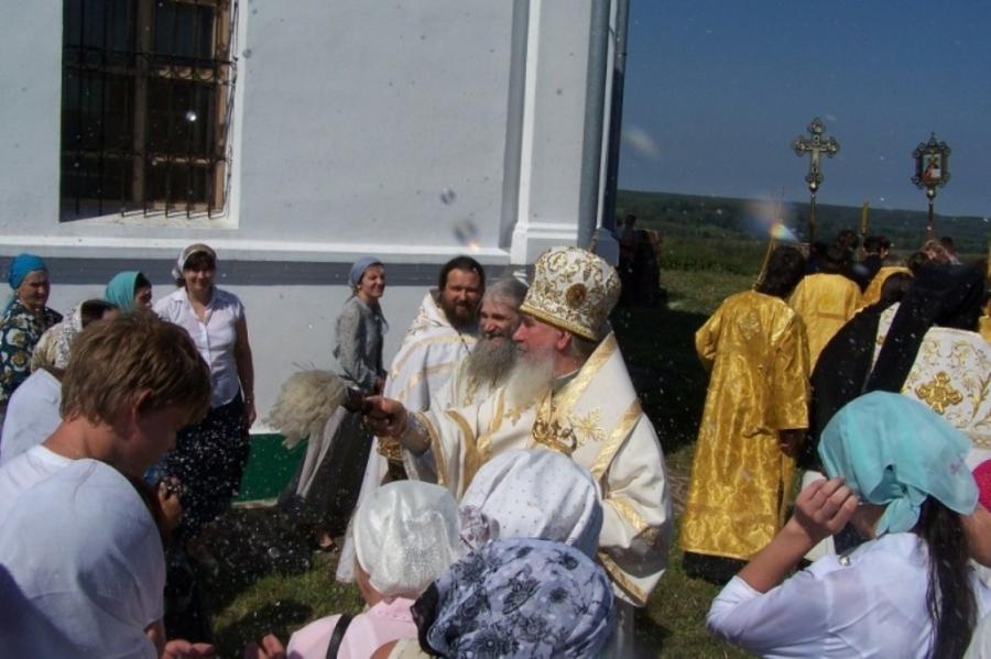 Ильин день в  Ильинском.