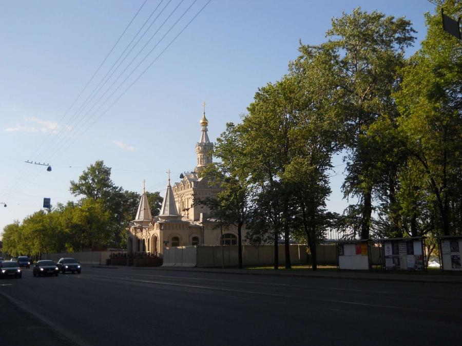 Подворье Свято-Троицкого Зеленецкого монастыря
