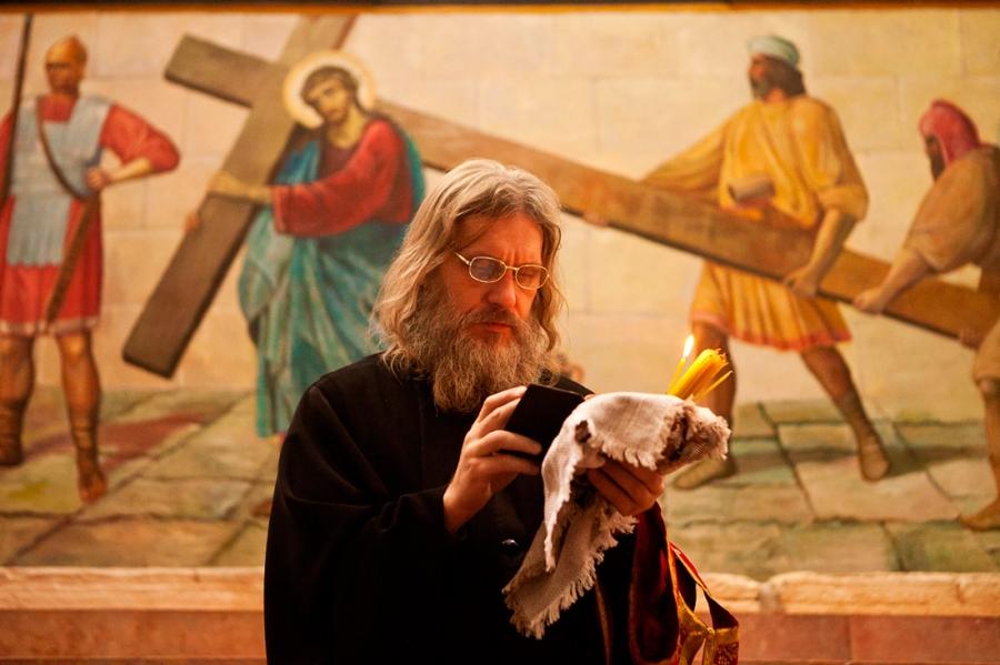Александровское подворье Русской духовной миссии в Иерусалиме