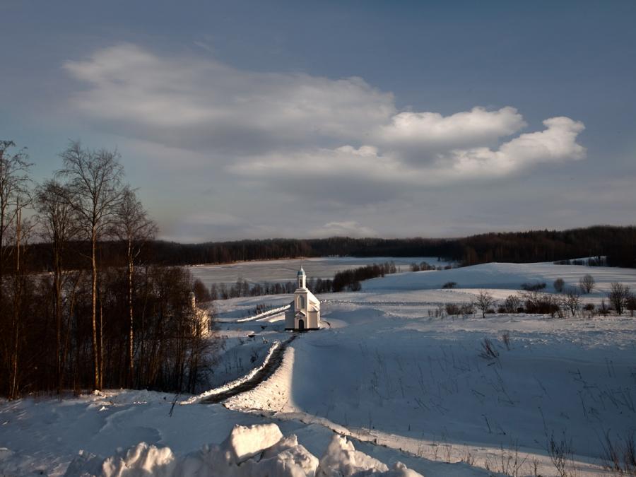 Покрово-Тервенический монастырь.