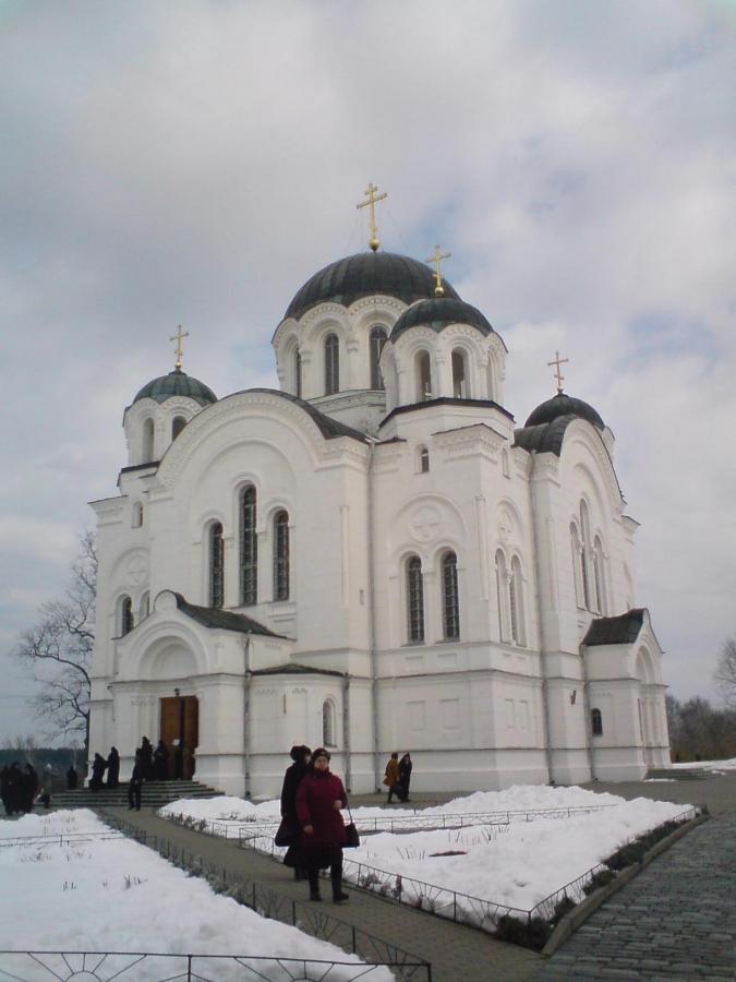 Полоцк Свято-Ефрасиньевский монастырь