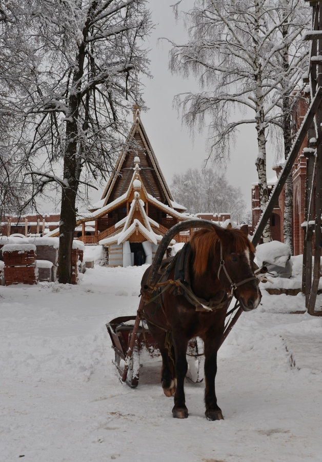 Транспорт монастырский