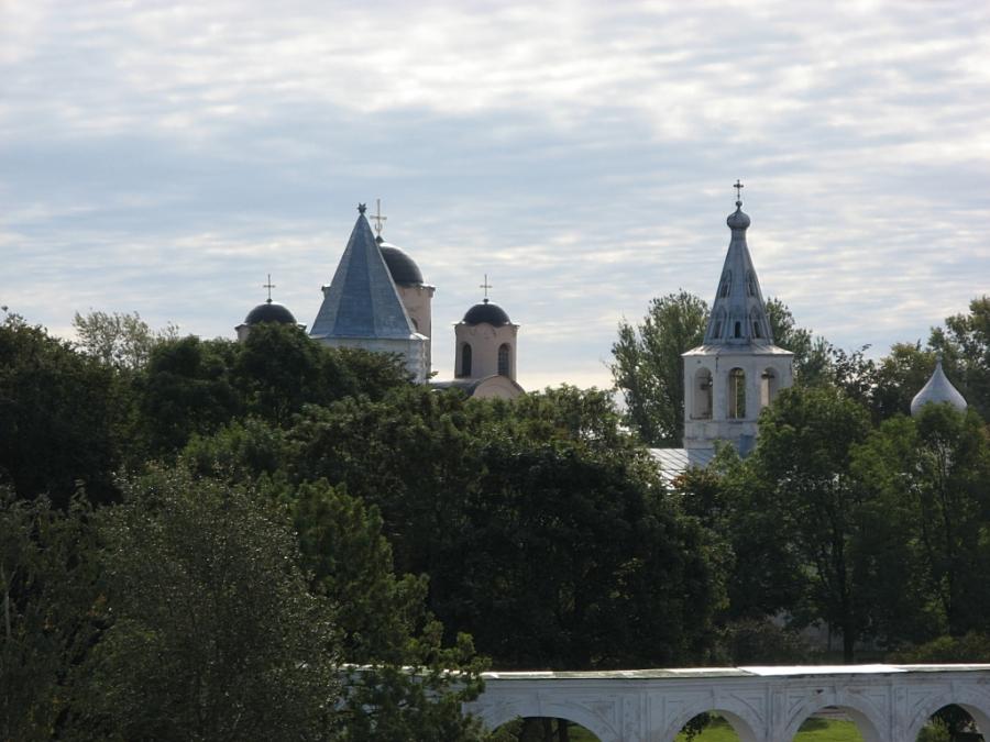 Небо над Новгородом