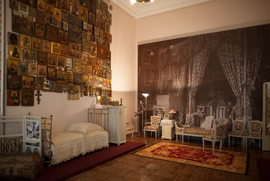 В Александровском дворце