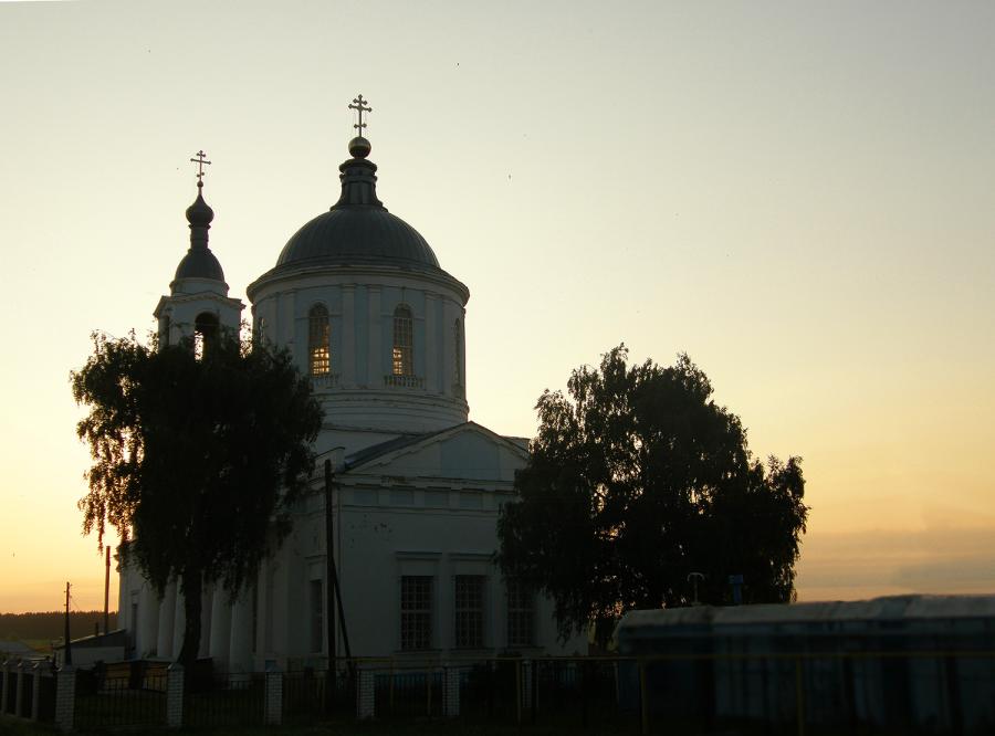 Чудное Суворово
