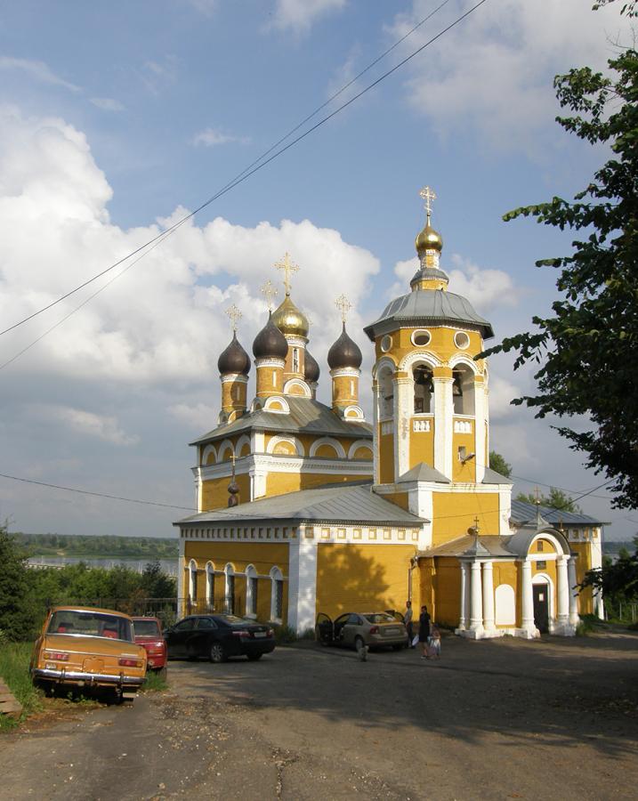 Храм свт. Николая в Муроме