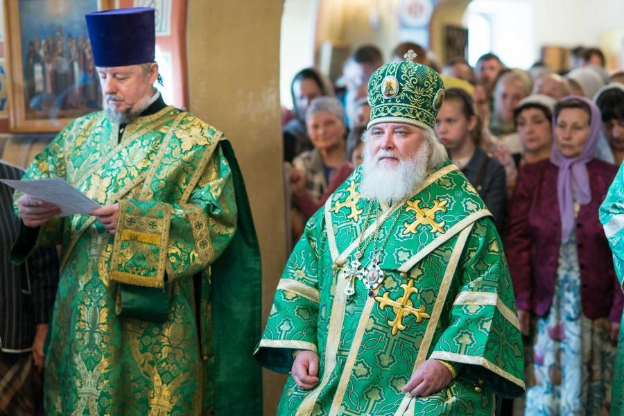 Арсений, митрополит Истринский, первый викарий Святейшего Патриарха Московс