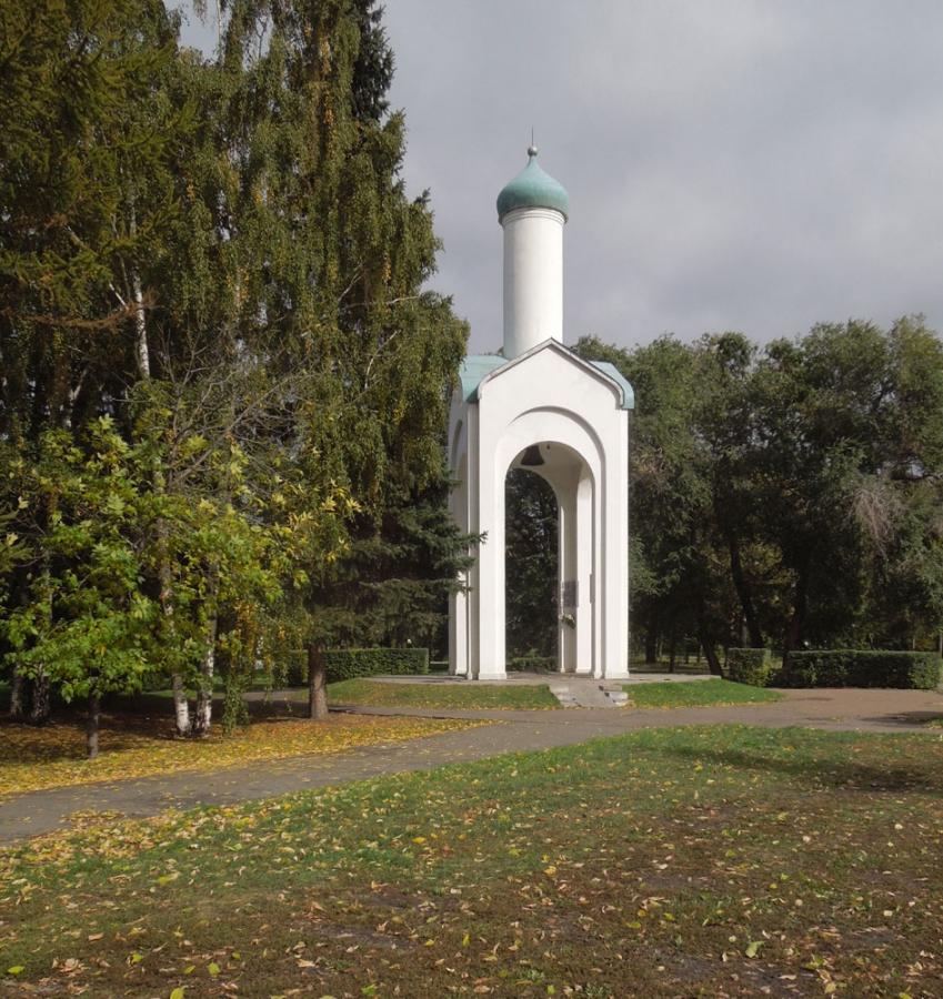 Часовня-памятник жертвам политических репрессий