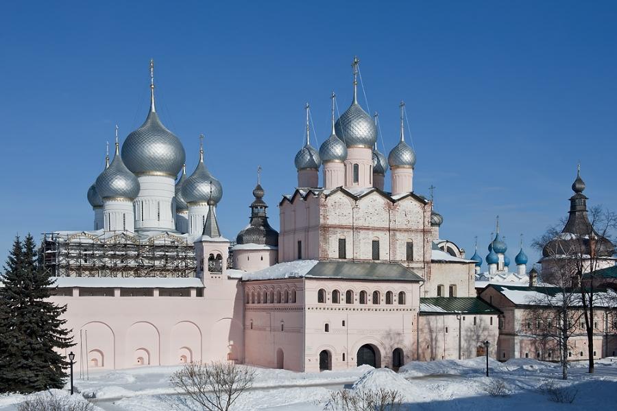 Ростов Великий, Кремль.