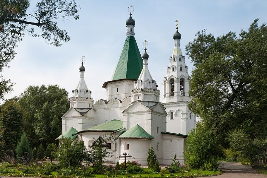 церковь Троицы Живоночальной