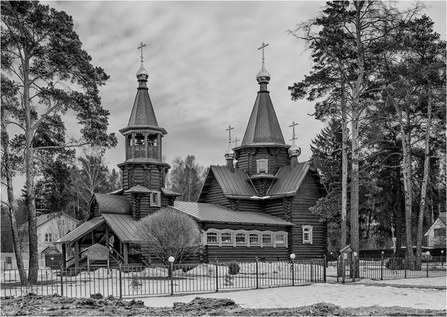 Церковь Серафима Соровского