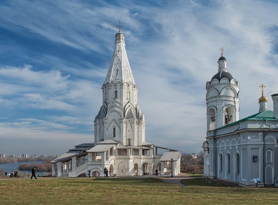 Церковь Вознесения Господня в Коломенском (1528 – 1532)