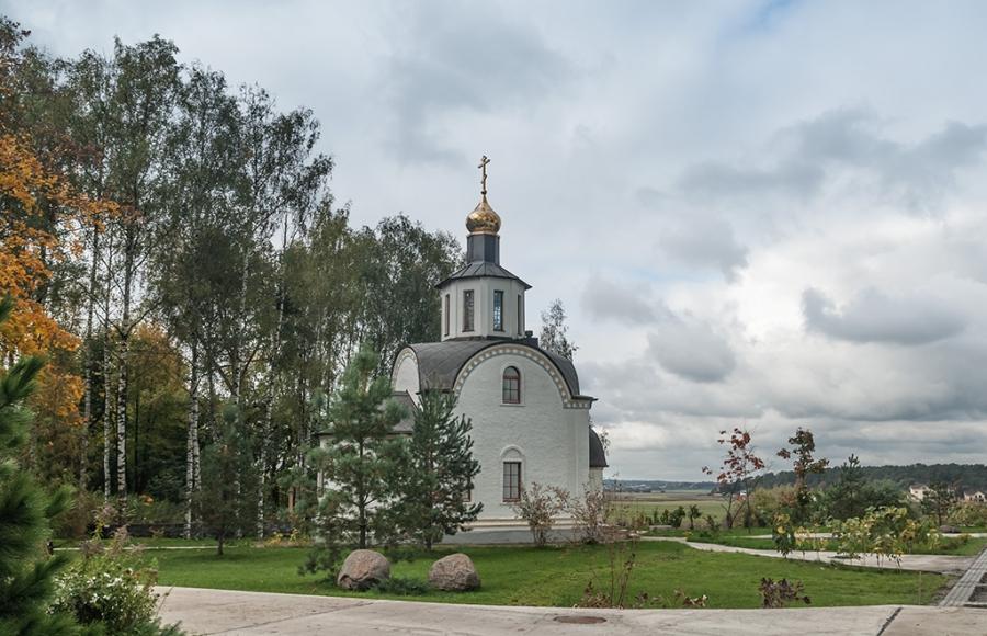 часовня Архангела Михаила в Успенском