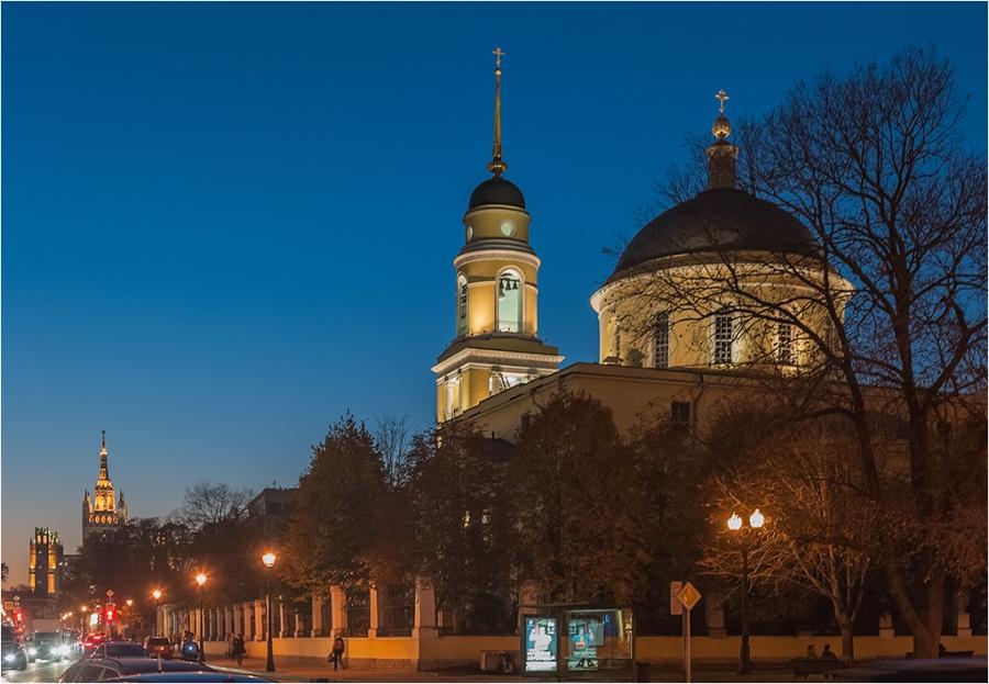 Храм Большое Вознесение