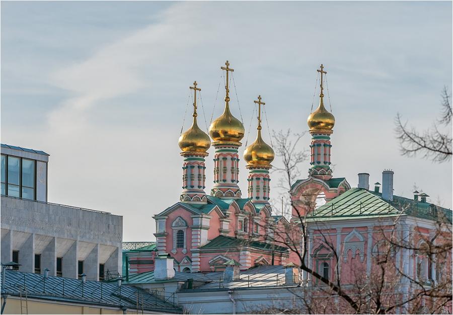 Церковь Похвалы Пресвятой Богородицы в Потешном дворце