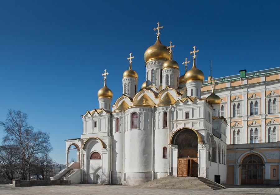 Московский кремль, Благовещенский собор