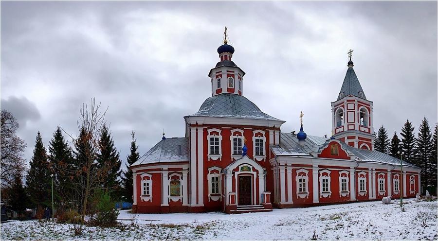Церковь Илии Пророка в Сергиевом Посаде