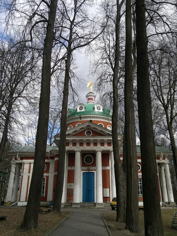 Храм во имя Гребневской иконы Божией Матери