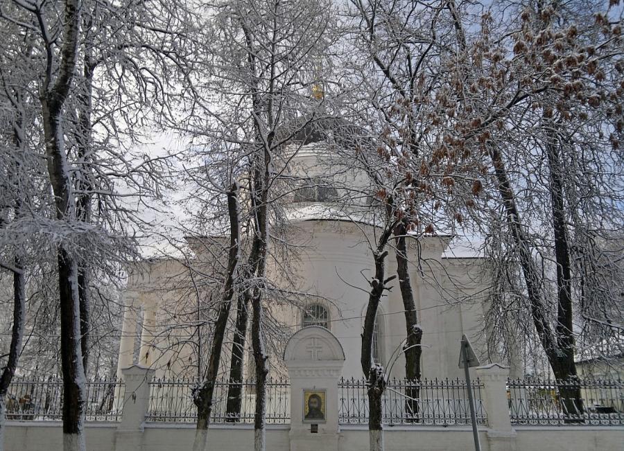 Иоанно-Предтеченский храм во Фряново