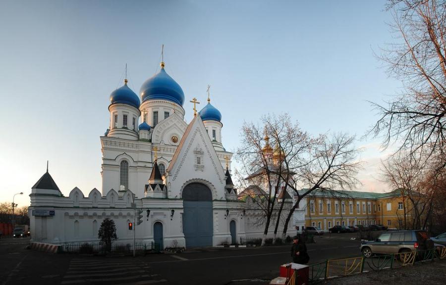 Николо-Перервинский монастырь в Печатни