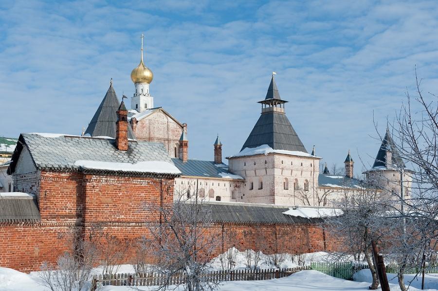Продолжение, Ростовский Кремль