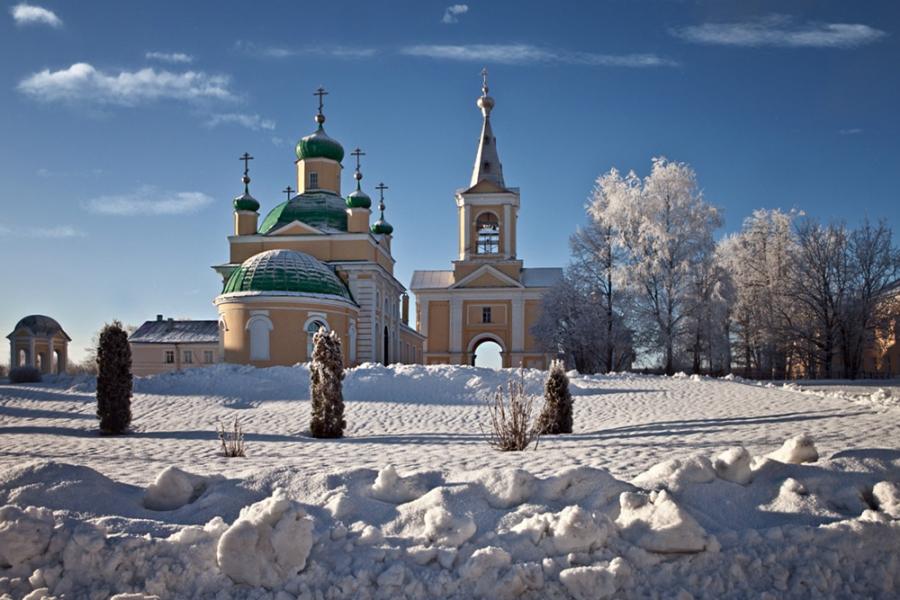 Введено-Оятский монастырь