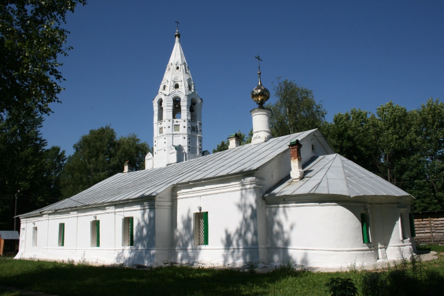 Покровский храм.
