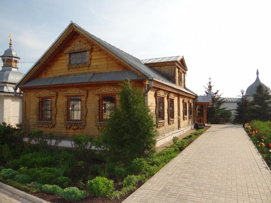 Тихвинский Богородицкий женский монастырь