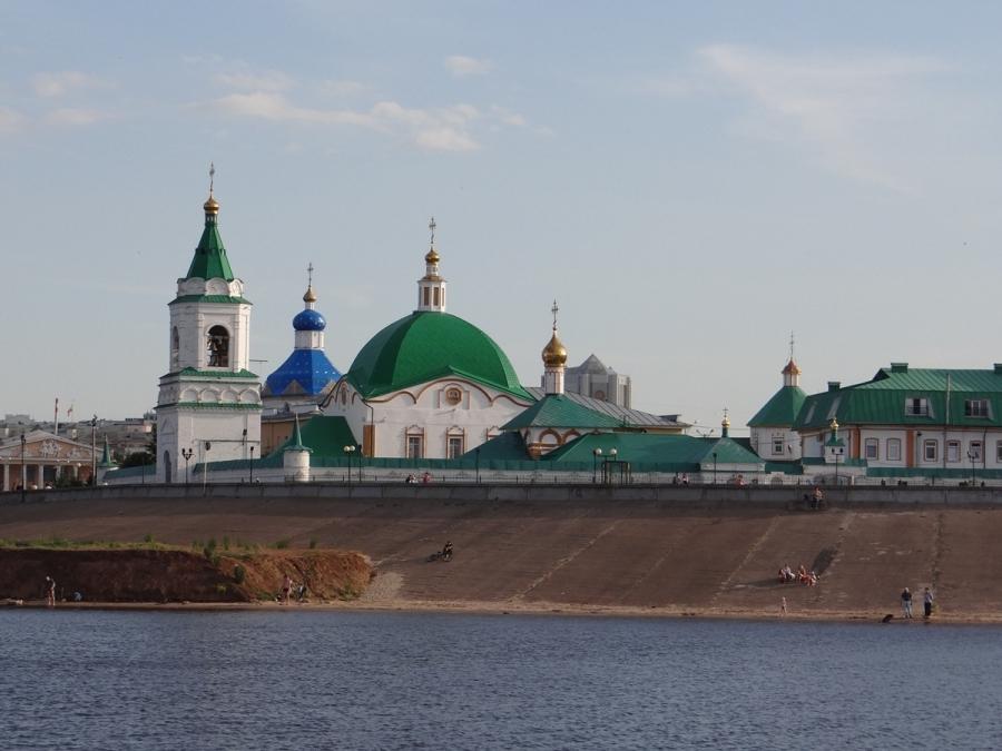 Свято-Троицкий православный мужской монастырь *