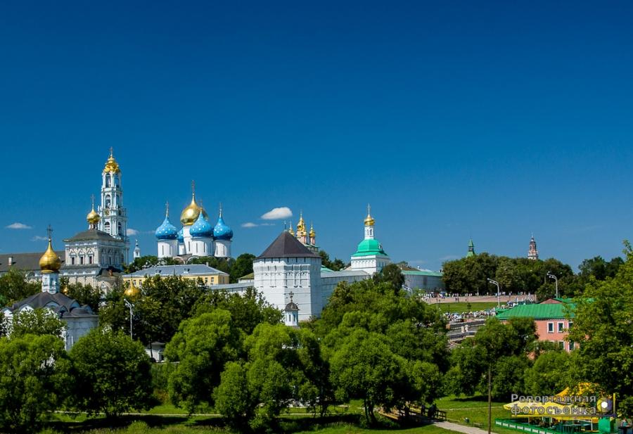 Свято-Троицкая Сергиевая Лавра