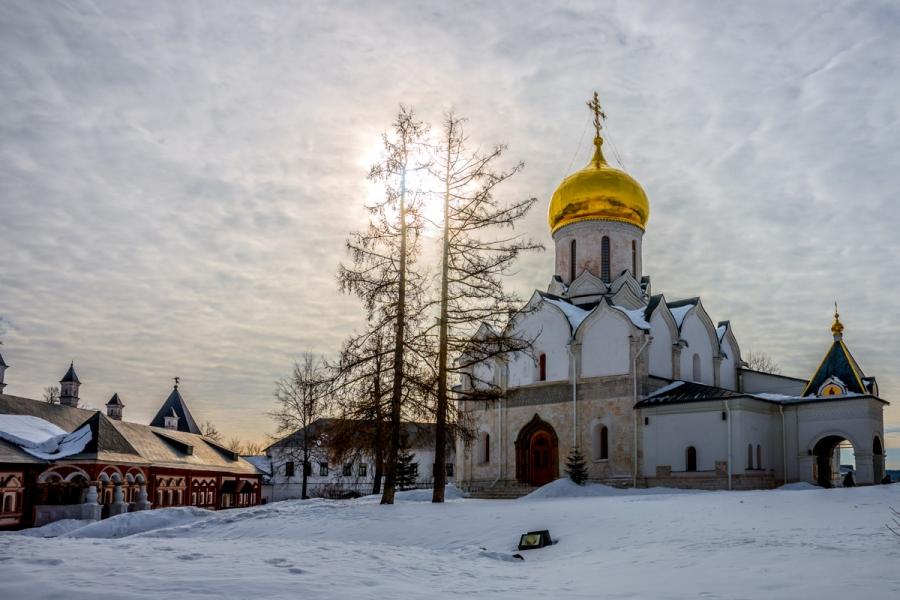 Саввино-Сторожевский мужской монастырь
