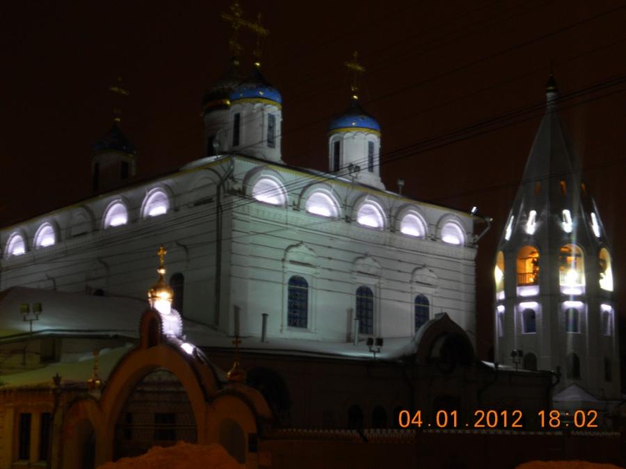 Собор Введения во храм Пресвятой Богород