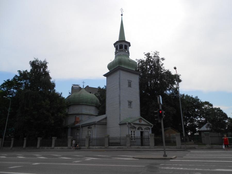 Церковь Рождества Пресвятой Богородицы.