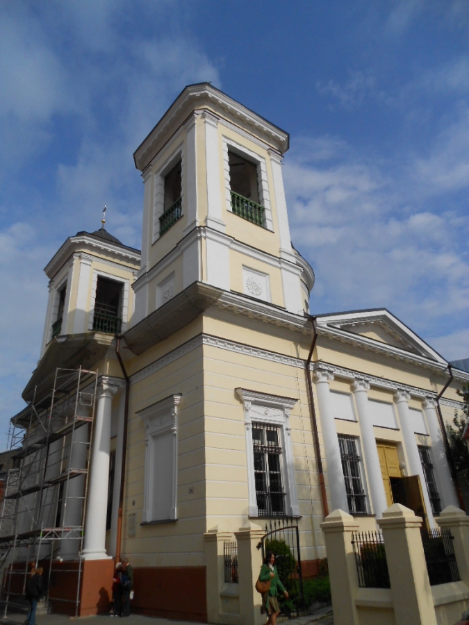 Церковь Св. Николая. МП.
