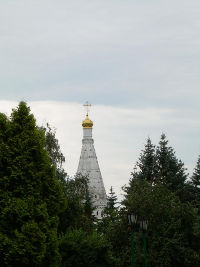 В Троице-Сергиевой лавре