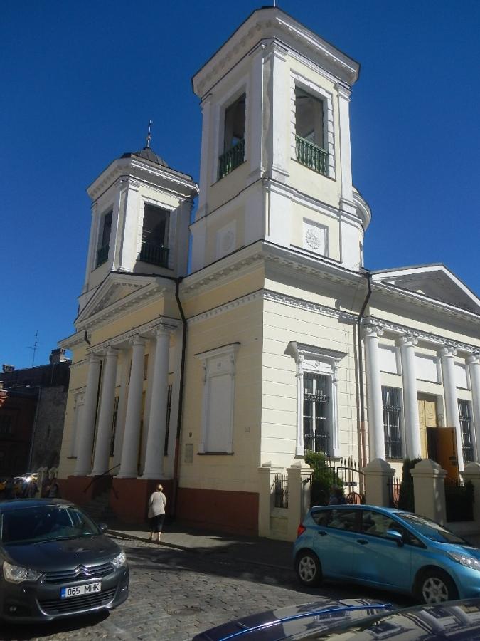 Храм Св. Николая 1827г