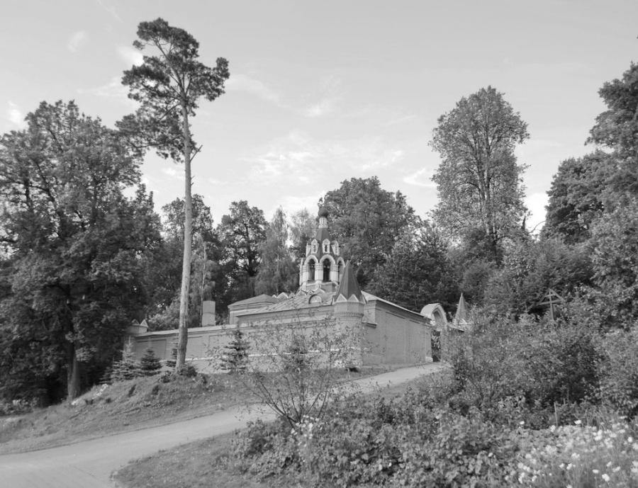 Саввино- Сторожевский монастырь, скит