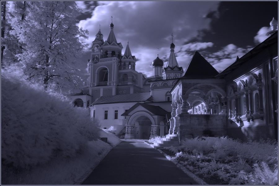 В Саввино-Сторожевском монастыре 3