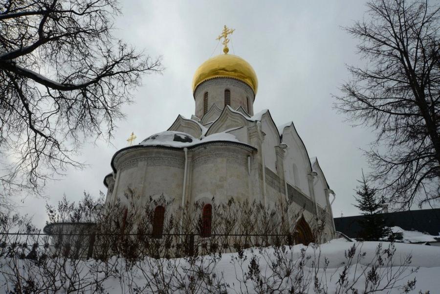 Cобор Рождества Богородицы - Саввино-Сторожевский монастырь.