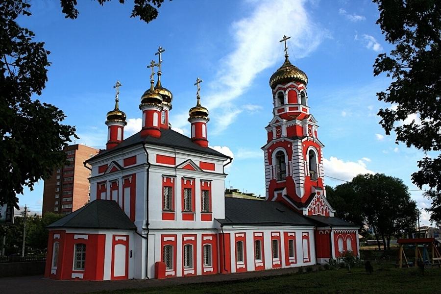 Церковь Сретения Господня в Дмитрове