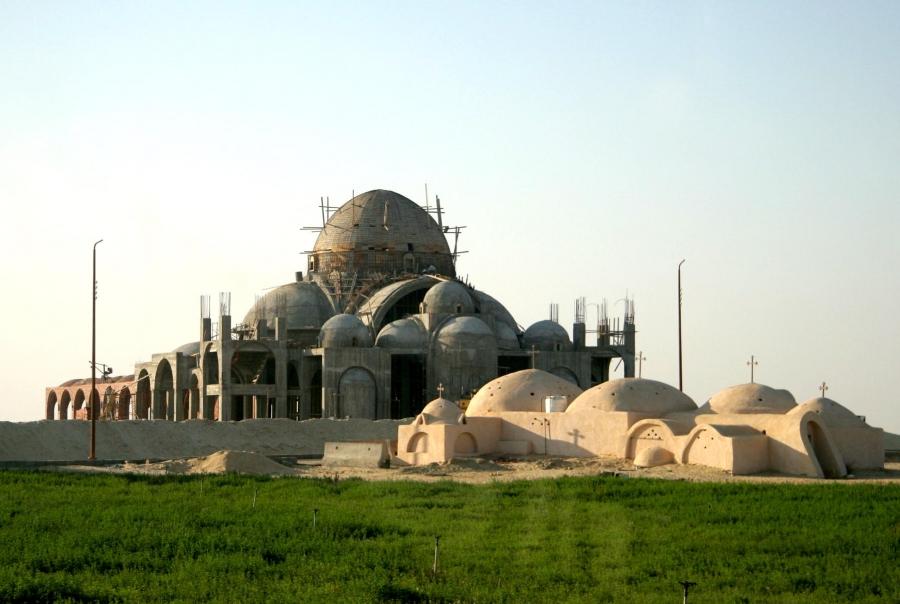 Возведение храма