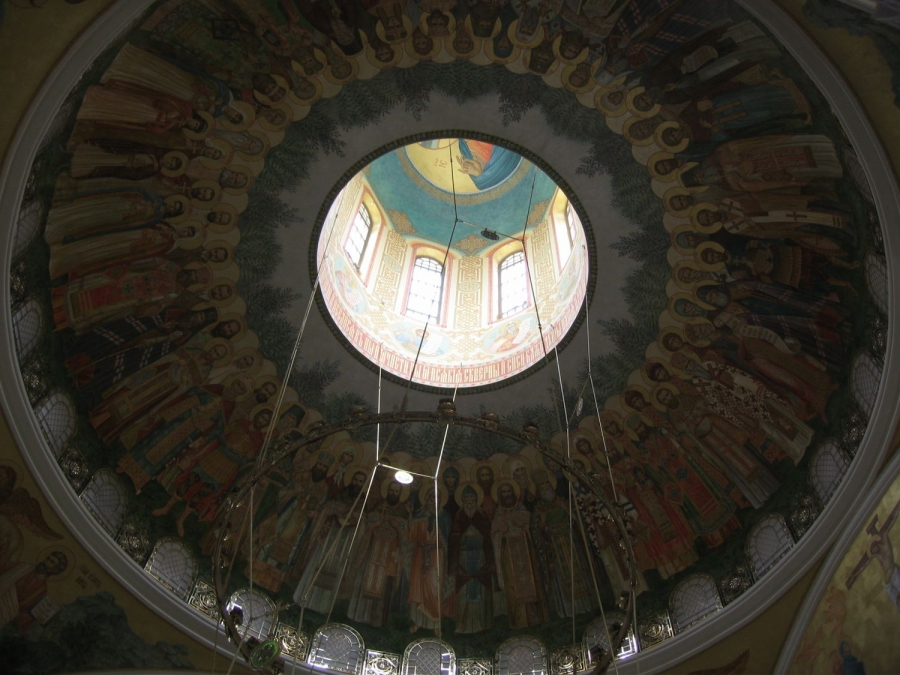 Собор св. Новомучеников