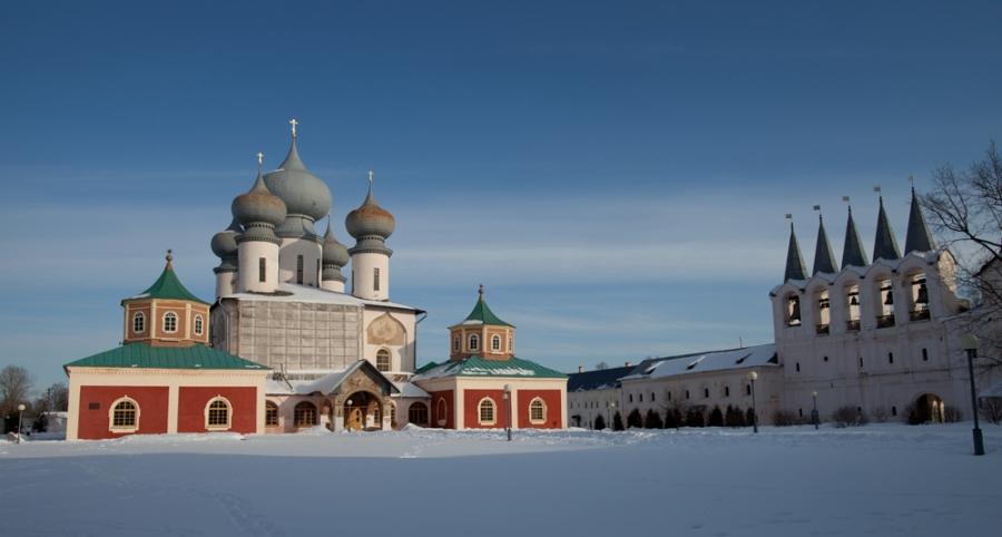 Тихвинский Свято-Успенский монастырь