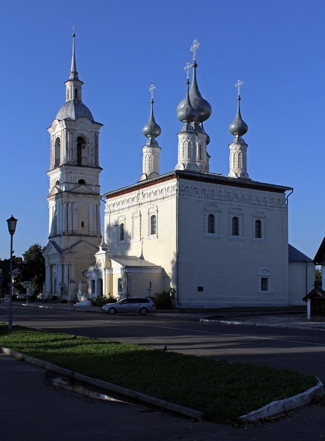 Смоленская церковь.