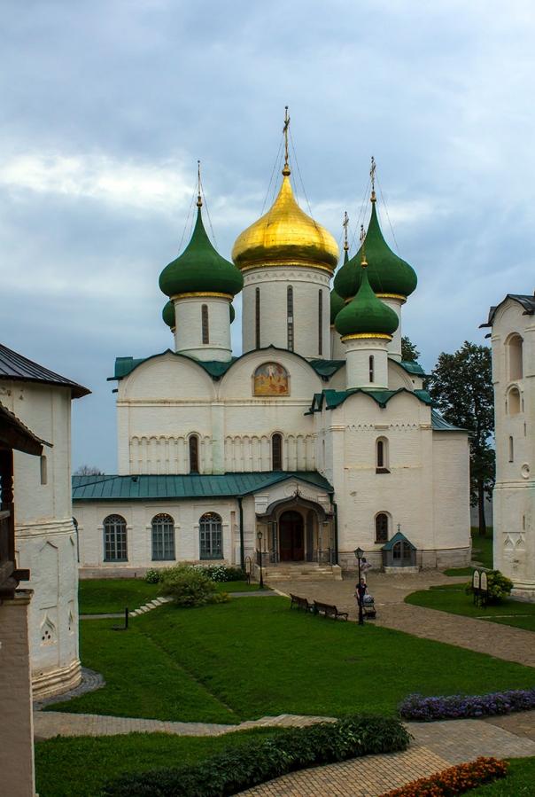 Спасо-Ефимиев монастырь.