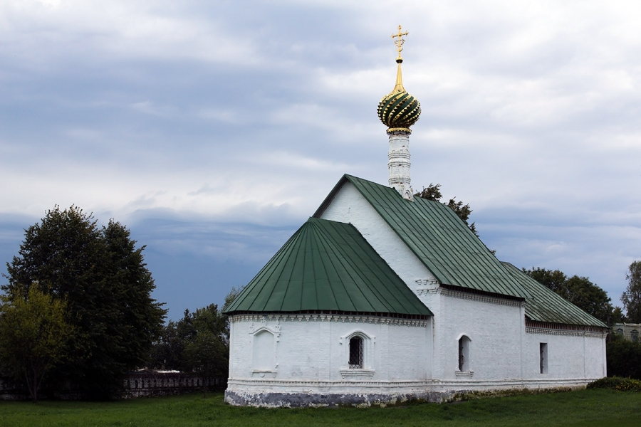 Стефановская церковь.