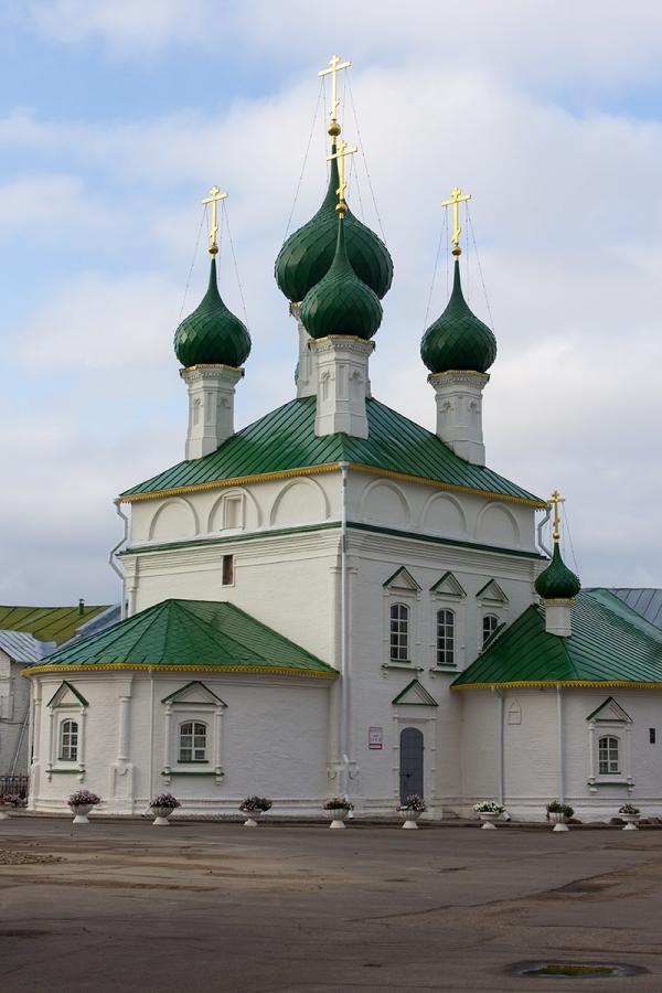 Церковь Спаса в Рядах.