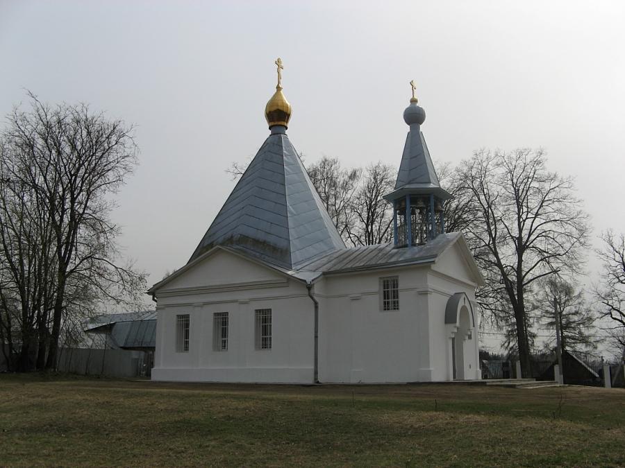 Храм равноап. Марии Магдалины в Улиткино